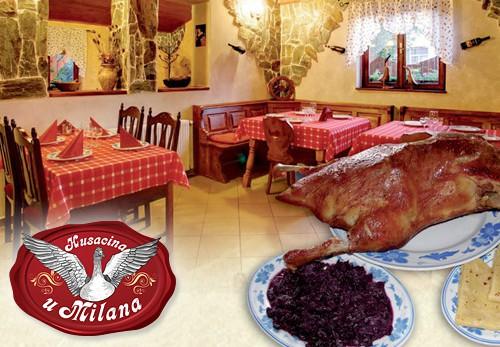 Husacina u Milana