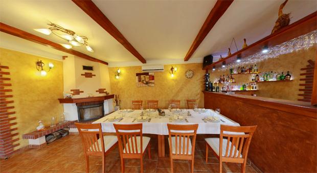 Reštaurácia Husiarik