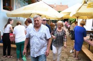 Výlet MO MS Slovenský Grob-Lednice, Valtice, Lanžhot 24.07.2020
