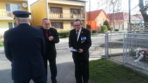 73. výročie oslobodenia Slovenského Grobu